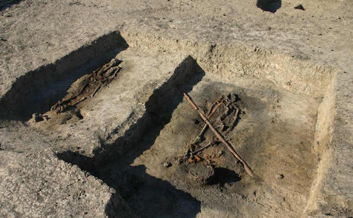 Могилы викингов в Польше