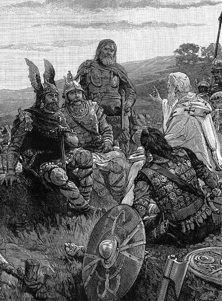 Епископ Ульфила (Вульфила)