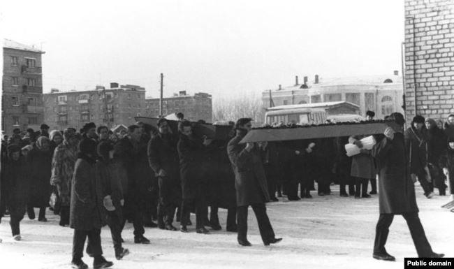 Похороны Константина Пастаногова