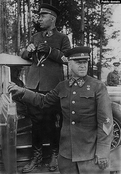 Тимошенко и Жуков