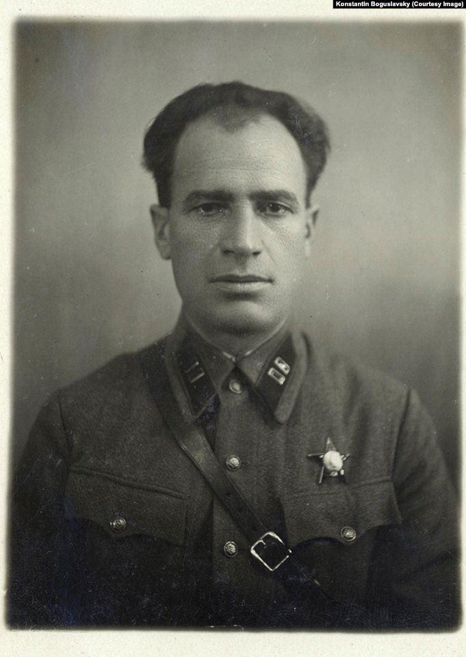 Наум Турбовский получил орден за массовые убийства