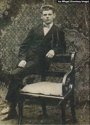 Якобу Тиссену было 29 лет, когда его расстрелял Наум Турбовский