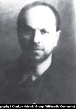 Александр Вайсберг, 1937, фото НКВД