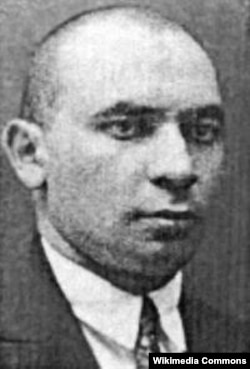 Яков Блюмкин