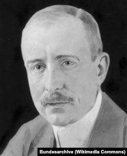 Вильгельм фон Мирбах